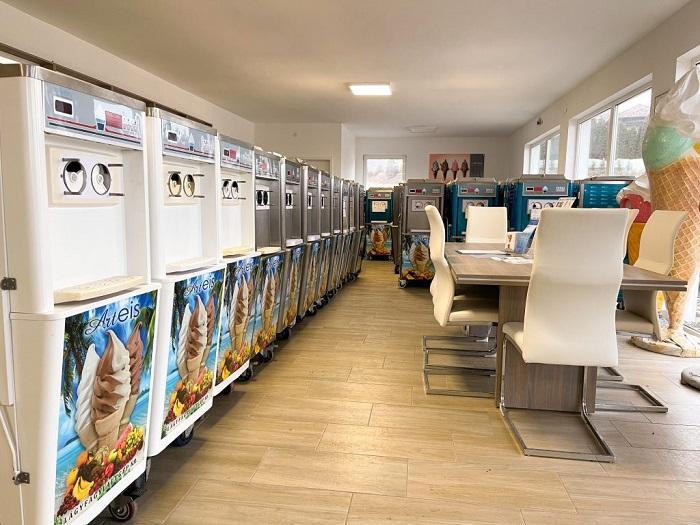 Lágyfagylaltgép Kft.
